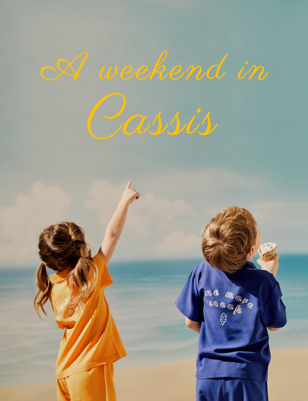 20 S/S Kids [ A weekend in Cassis ]