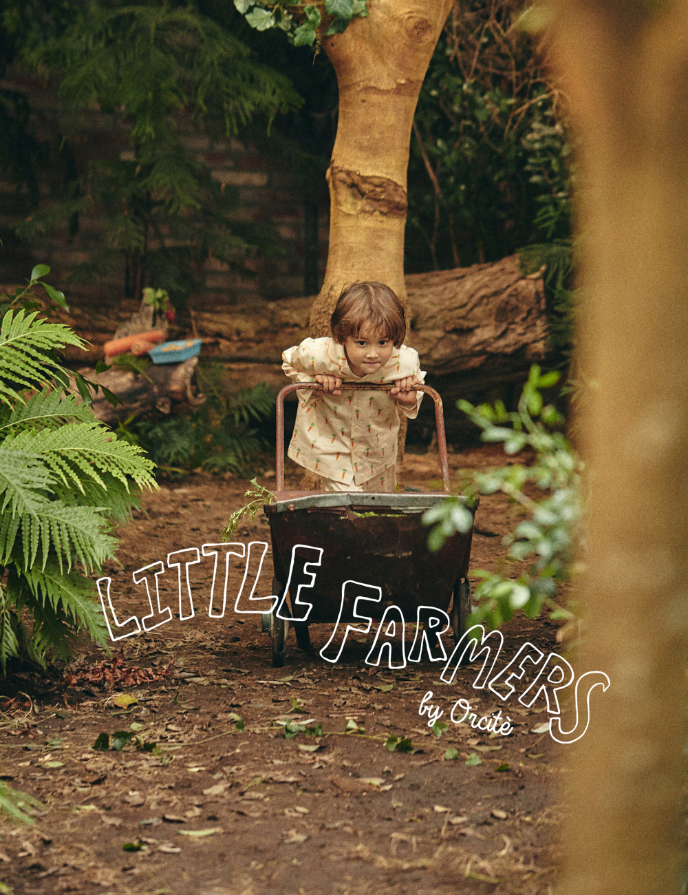 21 S/S Family [ Little Farmers ]
